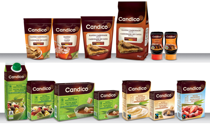 Range Candico 2018 Without New Products 2